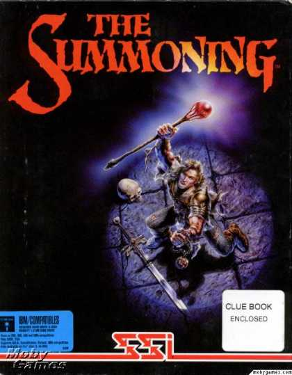 DOS Games - The Summoning