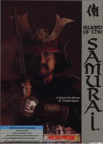 DOS Games - Sword of the Samurai