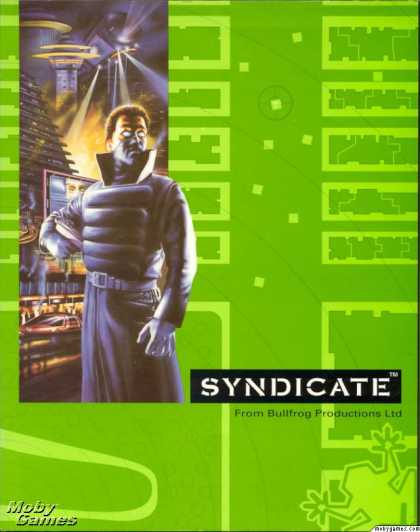 DOS Games - Syndicate