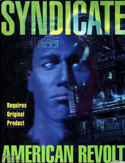 DOS Games - Syndicate: American Revolt