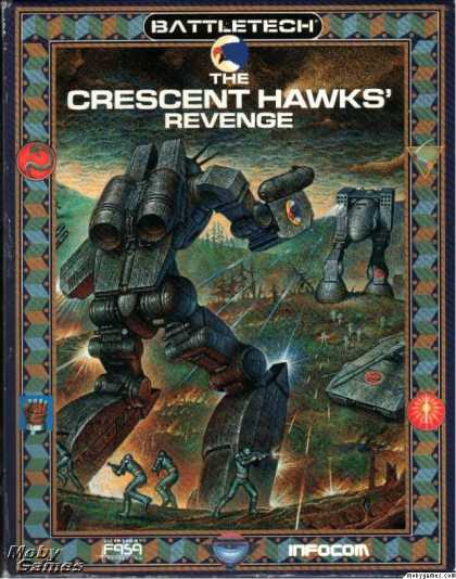 DOS Games - BattleTech: The Crescent Hawks' Revenge