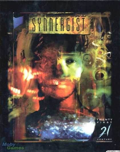 DOS Games - Synnergist