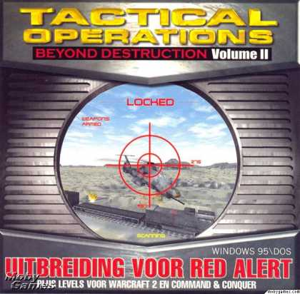 DOS Games - Tactical Operations II: Beyond Destruction