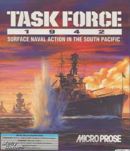 DOS Games - Task Force 1942