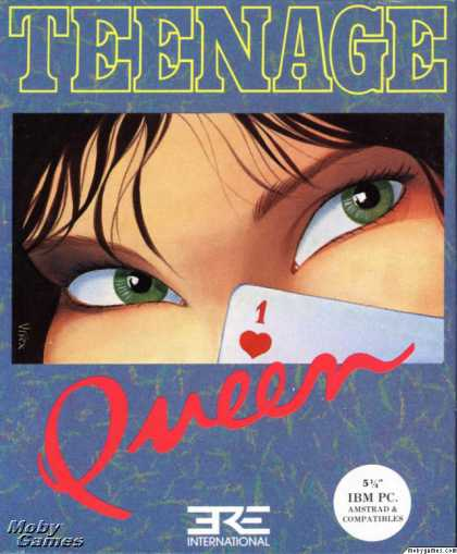 DOS Games - Teenage Queen