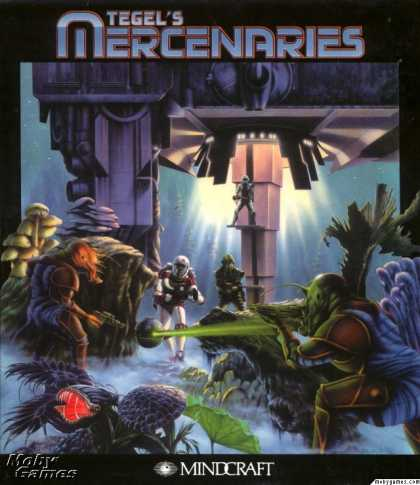 DOS Games - Tegel's Mercenaries
