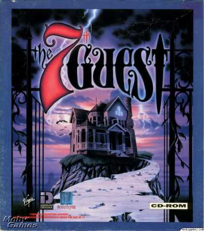 DOS Games - The 7th Guest