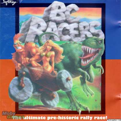 DOS Games - BC Racers