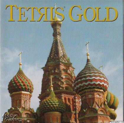 DOS Games - Tetris Gold