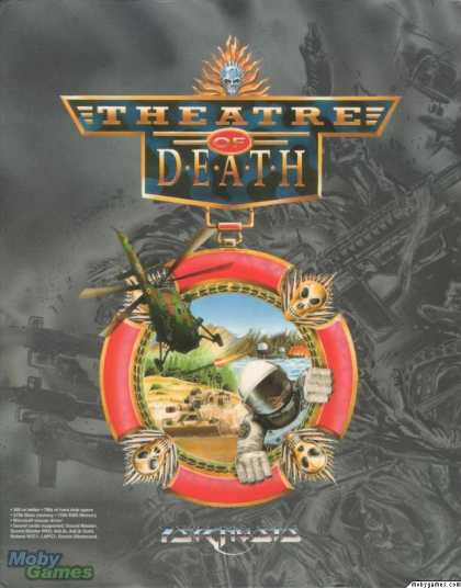 DOS Games - Theatre of Death