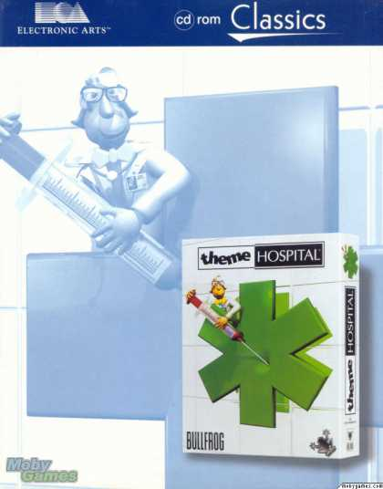 DOS Games - Theme Hospital
