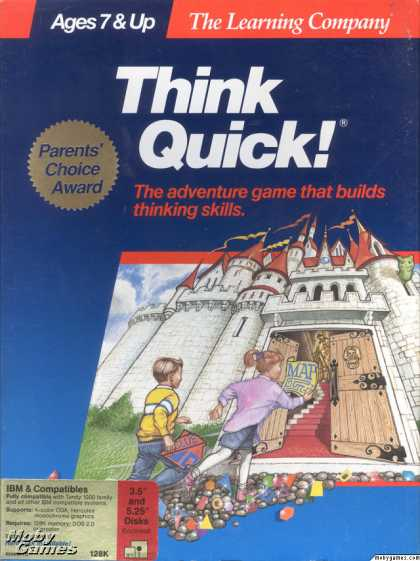 DOS Games - Think Quick!