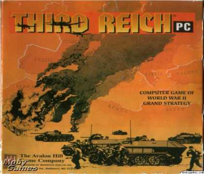 DOS Games - Third Reich P.C.