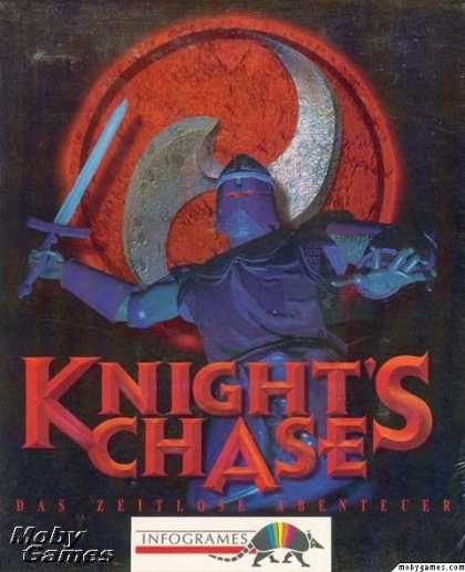 DOS Games - Time Gate: Knight's Chase