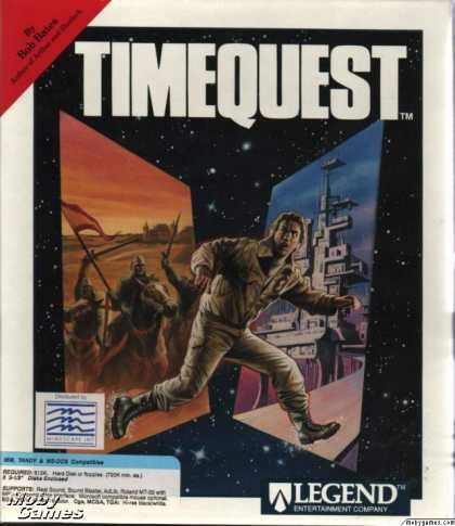 DOS Games - Timequest