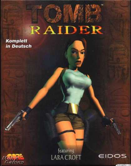 DOS Games - Tomb Raider