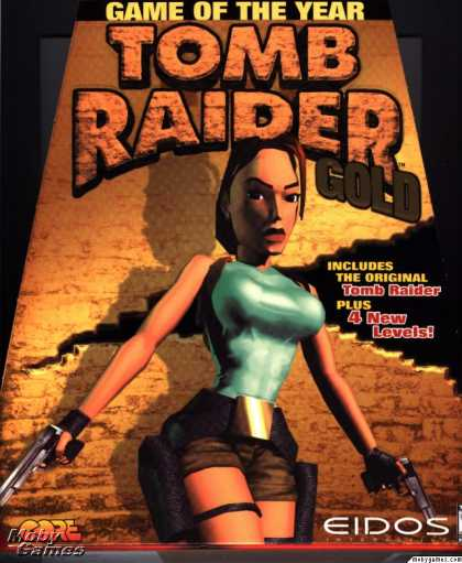 DOS Games - Tomb Raider Gold