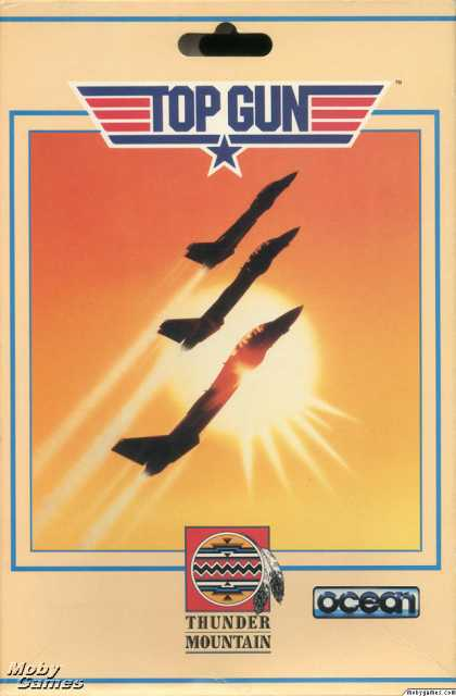 DOS Games - Top Gun