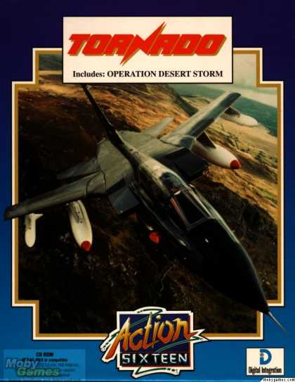 DOS Games - Tornado: Operation Desert Storm