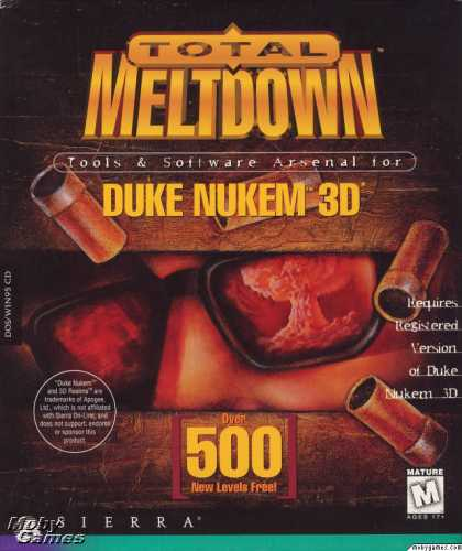 DOS Games - Total Meltdown