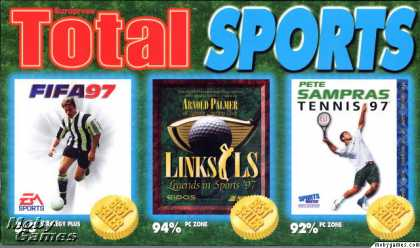 DOS Games - Total Sports