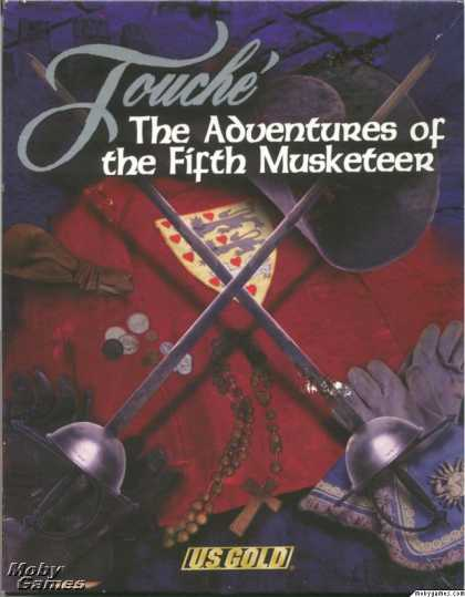 DOS Games - Touché: The Adventures of the Fifth Musketeer
