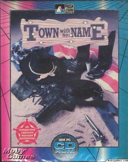DOS Games - Town With No Name