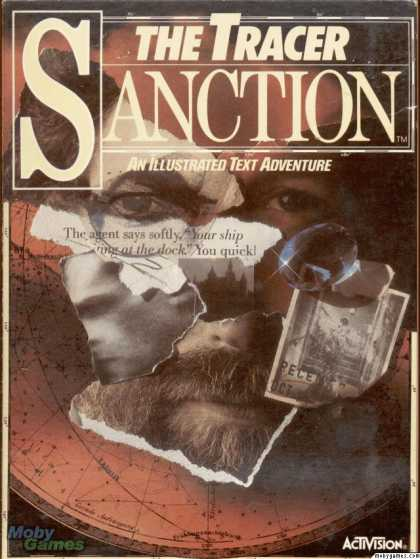 DOS Games - The Tracer Sanction