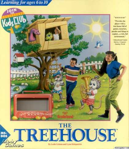 DOS Games - The Treehouse