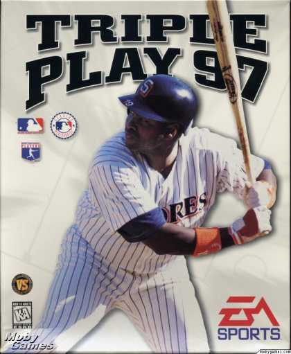 DOS Games - Triple Play 97