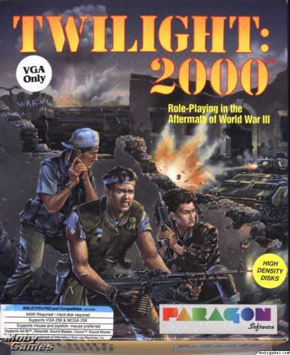 DOS Games - Twilight: 2000