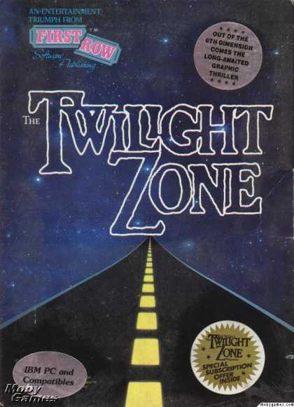 DOS Games - The Twilight Zone