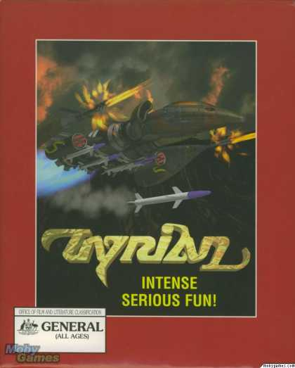 DOS Games - Tyrian