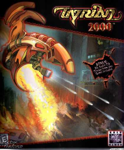 DOS Games - Tyrian 2000