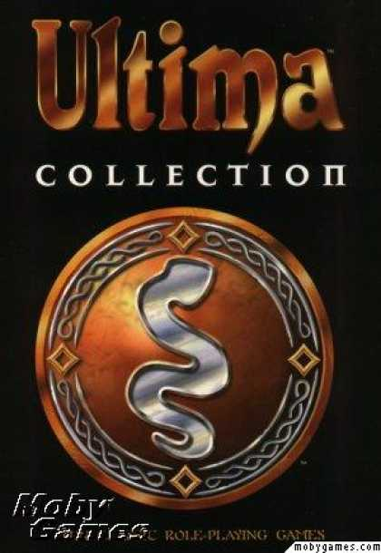 DOS Games - Ultima Collection