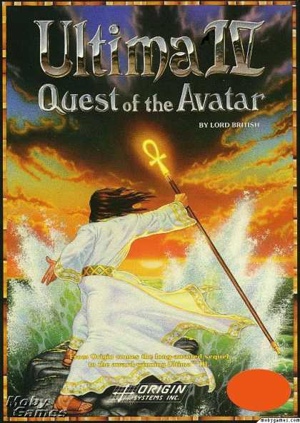 DOS Games - Ultima IV: Quest of the Avatar