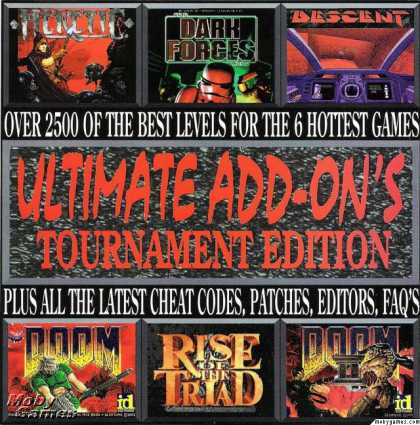 DOS Games - Ultimate Add-On's - Tournament Edition