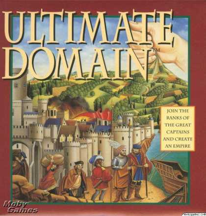 DOS Games - Ultimate Domain