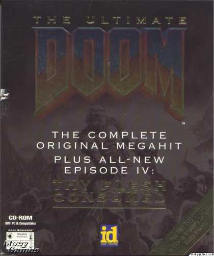 DOS Games - The Ultimate DOOM