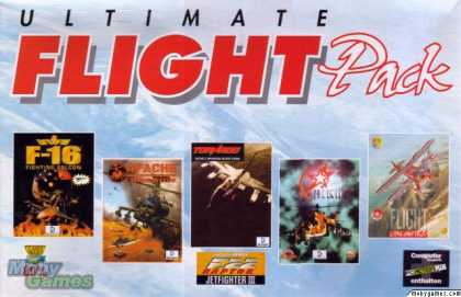 DOS Games - Ultimate Flight Pack