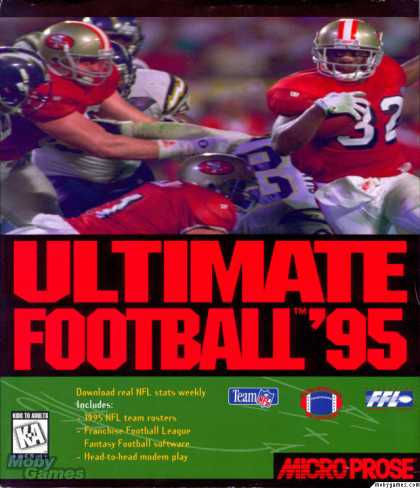 DOS Games - Ultimate Football '95