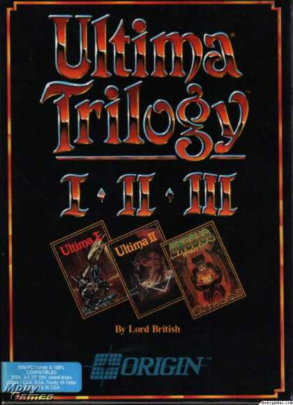 DOS Games - Ultima Trilogy