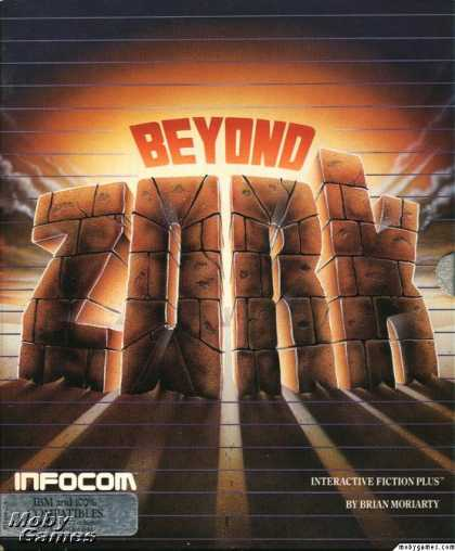 DOS Games - Beyond Zork: The Coconut of Quendor