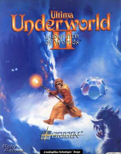 DOS Games - Ultima Underworld II: Labyrinth of Worlds