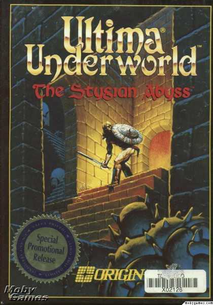 DOS Games - Ultima Underworld: The Stygian Abyss