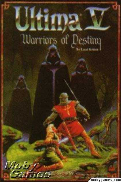 DOS Games - Ultima V: Warriors of Destiny