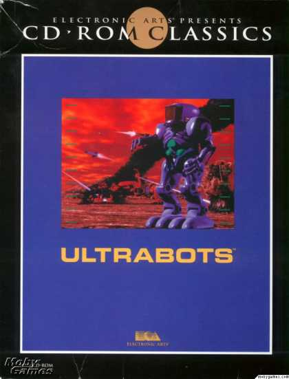 DOS Games - Ultrabots