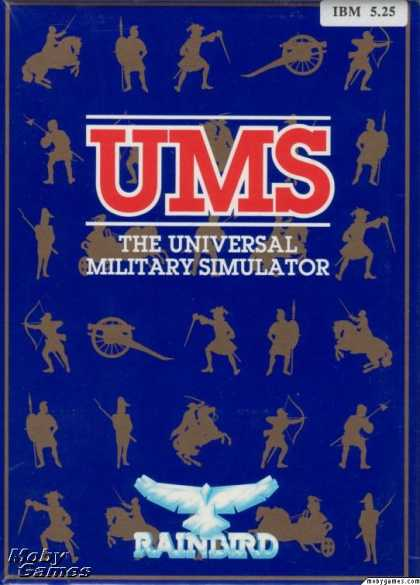 DOS Games - UMS: The Universal Military Simulator