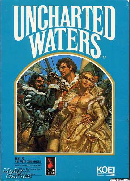 DOS Games - Uncharted Waters