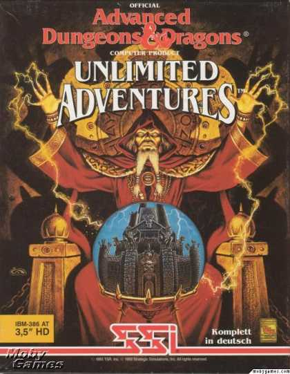 DOS Games - Unlimited Adventures